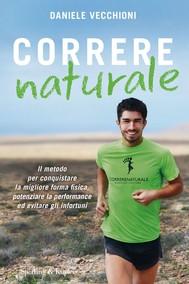 Correre naturale - copertina