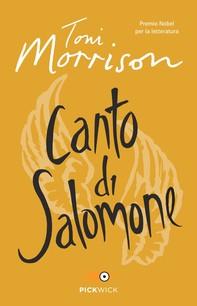 Canto di Salomone - Librerie.coop