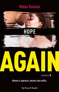 Again 4. Hope again (versione italiana) - Librerie.coop