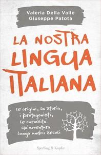 La nostra lingua italiana - Librerie.coop