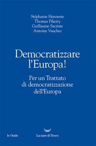Democratizzare l'Europa! - Librerie.coop