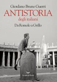 Antistoria degli italiani - copertina