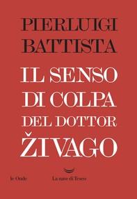 Il senso di colpa del dottor Zivago - Librerie.coop