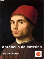 Antonello da Messina - copertina