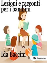 Lezioni e racconti per i bambini - copertina