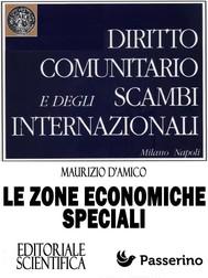 Le Zone Economiche Speciali - copertina