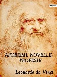 Aforismi, novelle, profezie - copertina