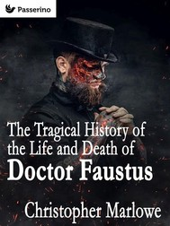 The Tragical History of the Life and Death of Doctor Faustus - copertina