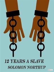 12 years a slave - copertina