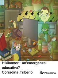 Hikikomori: un'emergenza educativa? - copertina