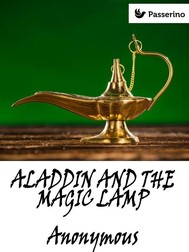 Aladdin and the Magic Lamp - copertina