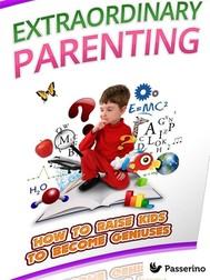 Extraordinary Parenting - copertina