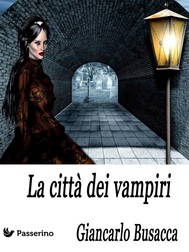 La città dei vampiri - copertina