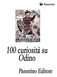 100 curiosità su Odino - copertina