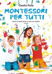 Montessori per tutti - Librerie.coop
