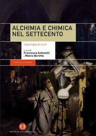 Alchimia e chimica nel Settecento - copertina