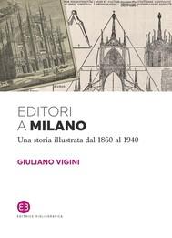 Editori a Milano - copertina