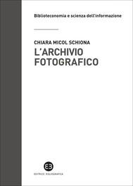 L'archivio fotografico - copertina