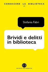 Brividi e delitti in biblioteca - Librerie.coop