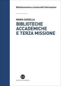 Biblioteche accademiche e terza missione - Librerie.coop