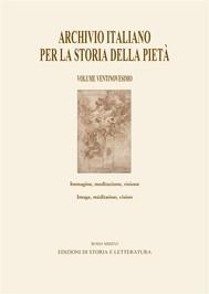 Archivio italiano per la storia della pietà - copertina