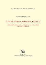 Condottiero, cardinale, eretico - copertina
