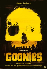 I Goonies - Il romanzo - copertina