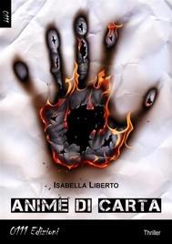 Anime di carta - copertina