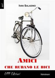 Amici che rubano le bici - copertina