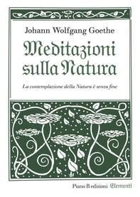 Meditazioni sulla Natura - Librerie.coop