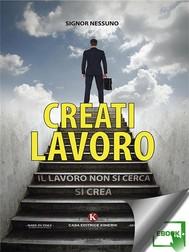 Creati lavoro - copertina