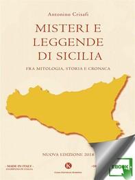 Misteri e leggende di Sicilia - Librerie.coop