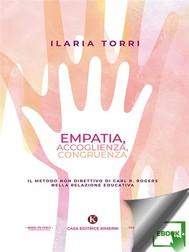 Empatia, accoglienza, congruenza - copertina