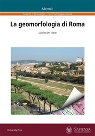 La geomorfologia di Roma - copertina