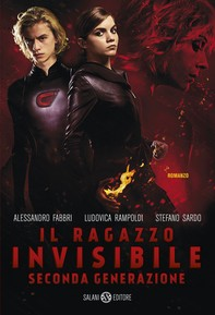 Il ragazzo invisibile - Seconda generazione - Librerie.coop