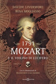 1791 -  Mozart e il violino di Lucifero - copertina