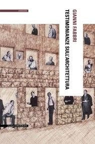 Testimonianze sull'architettura - copertina