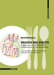 Padova nel piatto - copertina
