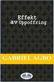 Effekt Av Uppoffring - copertina