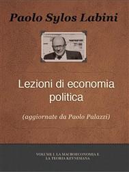 Lezioni di Economia Politica Vol. I - copertina