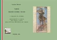 Provincia di Varese Grande Guerra - copertina