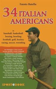 34 Italian Americans - copertina