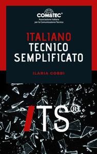 ITS Italiano Tecnico Semplificato - copertina