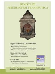 Rivista di Psicosintesi Terapeutica n. 28 - copertina