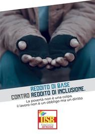 Reddito di base contro reddito di inclusione - copertina