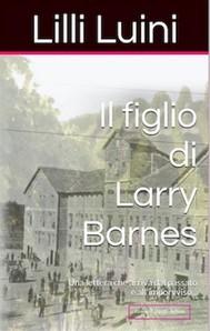 Il figlio di Larry Barnes - copertina