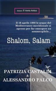 Shalom, Salam - copertina
