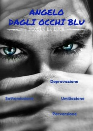 Angelo dagli occhi blu - copertina