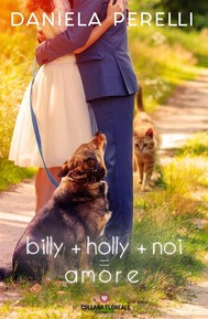 Billy + Holly + Noi = Amore (Floreale) - copertina