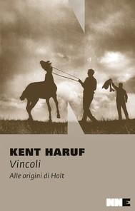 Vincoli - copertina